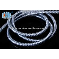 "Buy cheap 1/2"" - 4"" Galvanized Steel Flexible Conduit Electrical from wholesalers"