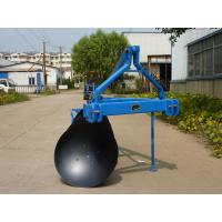 Wholesale Heavy-Duty Drive Agricultural Disc Plough 1LYQ-325 For Tractor , 18 - 80 HP from china suppliers