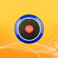 China Wall Mounted Emergency Alarm Button , Security Panic Button System Remote Alarm on sale