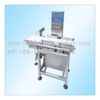 Wholesale check weigher machine used in the beverage processing line ,size 1200*780*1300mm from china suppliers