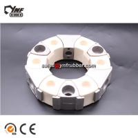 Buy cheap YNF Rubber Hot Sale and Flexible 25H-A/ 25H-B Coupling for Excavator from wholesalers