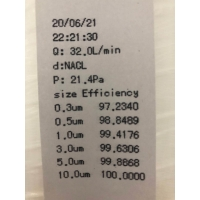 Wholesale Polypropylene 25GSM 175MM Meltblown Fabric from china suppliers