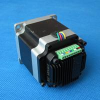 Nema23 57mm integrated stepper motor with motion for Stepper motor integrated controller
