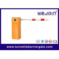 Wholesale Intelligent Automatic Car Park Barriers 3 meters parking gate arm from china suppliers