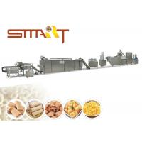Wholesale Automatic Puff Snacks Snacks Production Machines Stainless Steel Material Made from china suppliers