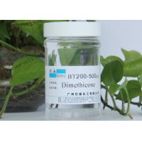 Wholesale A Base High Purity Dimethicone Silicone Oil For Personal Care EINECS No. N/A from china suppliers