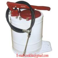 Wholesale 20L Hand Grease Pump / Manual Grease Pump (GT109) from china suppliers