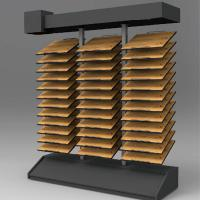 Laminate sample display stands popular laminate sample for Laminate flooring displays