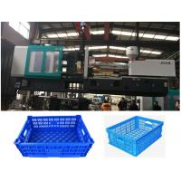 Buy cheap Automated Fruit Basket Injetion Molding Machine Of Boxes , Plastic Things Making from wholesalers