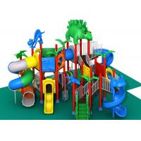 Wholesale Professional Childrens Outdoor Playset , Outdoor Play Gym Equipment Dinosaur Style from china suppliers