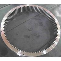 Wholesale Hydraulic Press Ring Gear Forging For Wind Turbine And Marine Gearbox from china suppliers