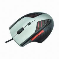 Buy cheap Game Mouse with Silicon Pad for Handtouch from wholesalers