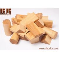 Wholesale Handmade wooden blocks, eco friendly toys, children wooden toys eco-friendly from china suppliers