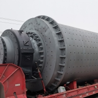 Wholesale Small 2 3 5 10 Ton Per Hour Wet Ball Mill 0.4mm Output from china suppliers