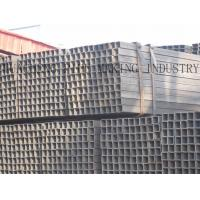 Wholesale 20# Q195 Q235 Carbon Steel Rectangular Tubing , Cold Drawing Thin Wall Steel Pipe from china suppliers
