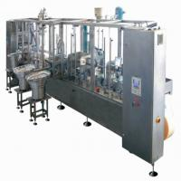 China Plastic Bag Aseptic Bag Filler , Liquid Bag Filling Equipment High Temp Resistant on sale