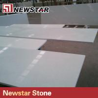 Wholesale Fashion glossy quartz work top for kitchen from china suppliers