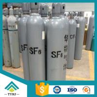 Sulfur Hexafluoride SF6 for Storage Device