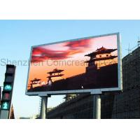 China P4 Smd Full Color Outdoor Advertising Led Display High Definition Rgb 1/8 Scan 1R1G1B on sale