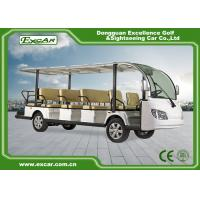 Wholesale EXCAR G1S14 Electric Passenger Car 48V Trojan Battery Powered from china suppliers