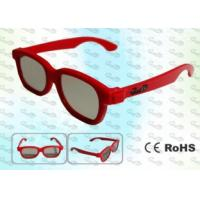 Quality IMAX Cinema Linear polarized 3D glasses LP180GTS01 for sale