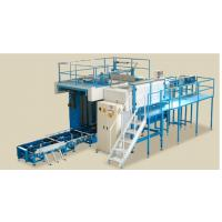 Wholesale Electric 50Hz 3 Phase Packing Production Line , Bottle Can Depalletizer Machine from china suppliers