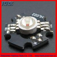 Quality 1W/3W RGB High Power LED Lighting with 6pins for sale