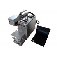 Wholesale Fast Marking Speed Metal Laser Engraving Machine , Portable Laser Printing Machine from china suppliers