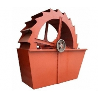 Wholesale 4kw Gold Mining Sand Washing Machine High Weir Spiral Classifier ISO9001 Certificate from china suppliers