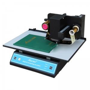 China Computer control 3050A+ hot foil stamping machine pvc card foil printer on sale
