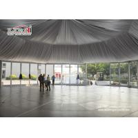 China Hot Sale 500  to 1000 Poeple Multi-Side Roof Marquee for Catering and Wedding for sale