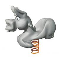 Wholesale Lovely Donkey Playground Toy Rocking Horse for Toddlers A-20106 from china suppliers