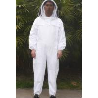 Wholesale High Quality Cotton And Terylene Beekeeping Protective Suit With Fencil Veil from china suppliers