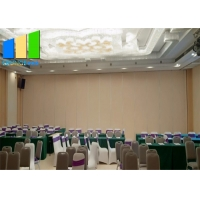 Wholesale Noise Insulation Demountable Folding Sliding Wall Partition For Restaurant from china suppliers