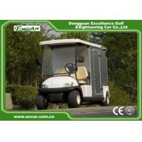 Wholesale 48V Trojan Battery Electric Food Cart Vending Golf Cart With Container from china suppliers
