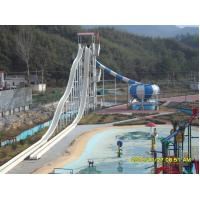 Optical Vertical Adult Water Slides Extreme Water Slides