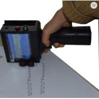 Wholesale Smart Handheld Inkjet Marking Machine 1.2mm-12.7mm Printing Height For Packing Field from china suppliers