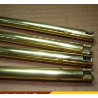 Wholesale EDM Electrode Tubes EDM Brass Tube  Brass Alloy Tube Brass Tubing For Corrosive Liquids In High Strength from china suppliers