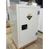 Wholesale Acid Corrosive Safety Polypropylene Storage Cabinets , PP Hazardous Storage Containers 4 gallon from china suppliers