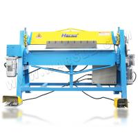 Wholesale Electric metal plate bending machine iron sheet bender machine aluminum folding machine from china suppliers