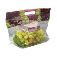 Buy cheap Eco Reusable Fresh Fruit Bags Micro Perforated Packing Plastic Material Flat from wholesalers