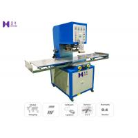Shaving Razor High Frequency Blister Packing Machine 400×600 MM Pack Area