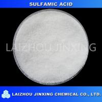 Wholesale Sulfamic acid 99.5% purity industrial grade crystals cleaning agent boiler compound from china suppliers