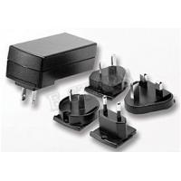 Wholesale 20W 8V external switched power adapter, external swtiching interchangeable AC power supply from china suppliers