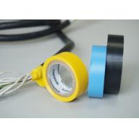 Yellow PVC Electrical Tape Achem Wonder With ISO SGS And ROHS Approved