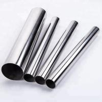 Wholesale SS 304 / SS 304L / SS 316L Straight Welded Pipe For Sanitary Matt Polishing from china suppliers