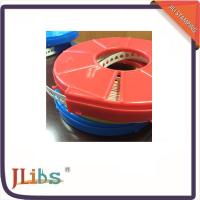 Powder Painting Perforated Metal Strip For Construction / Hanging Ductwork