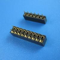 Wholesale 2.0mm pitch  2x9 Pin Double Row Female Pin Header from china suppliers