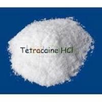 Wholesale Tetracaine Ophthalmic Anesthetic Drugs / White Crystalline Powder 94-24-6 from china suppliers