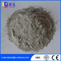 China Thermal insulation Acid resistant Refractory Castable for chemical industry on sale